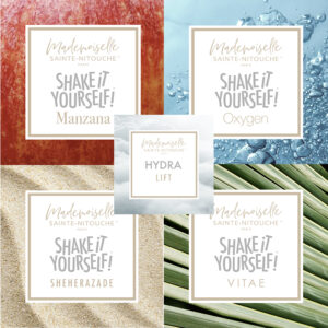 KIT DECOUVERTE SHAKE IT YOURSELF + HYDRA-LIFT / SHAKER & PINCEAU OFFERTS