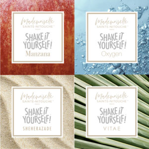 KIT DECOUVERTE SHAKE IT YOURSELF / SHAKER & PINCEAU OFFERTS